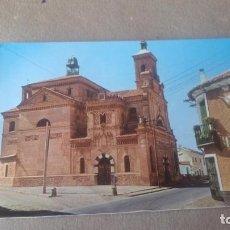Cartes Postales: MORAL DE CALATRAVA (CIUDAD REAL) - ERMITA DE NTRA. SÑRA. DE LA SOLEDAD - AÑOS 70. Lote 198199897