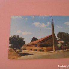 Cartes Postales: ALBACETE. CAPILLA DE LOS FILIPENSES. ED. GARCIA GARRABELLA. ESCRITA.. Lote 199164526