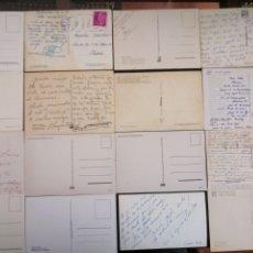 Postales: TOLEDOS, VARIOS LUGARES, LOTE DE 16 POSTALES. Lote 199622258