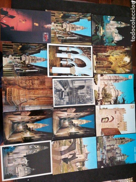 Postales: TOLEDO, LOTE DE 61 POSTALES C Y S/C - Foto 4 - 199624175
