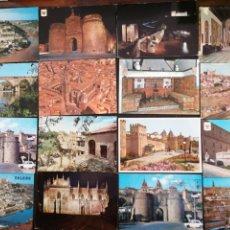 Postales: TOLEDO, LOTE DE 61 POSTALES C Y S/C. Lote 199624175