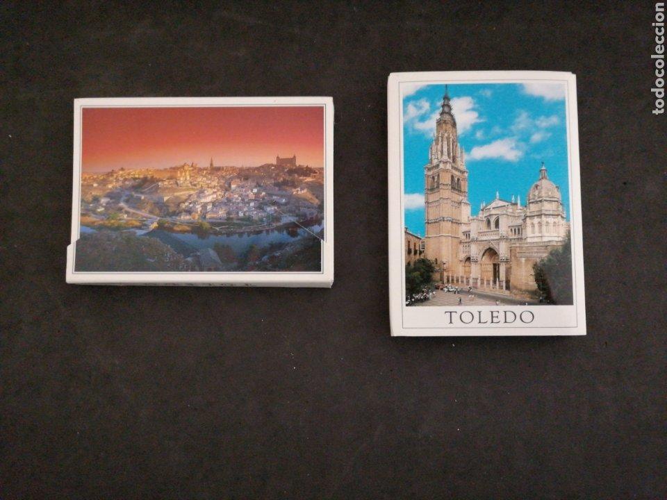 Postales: TOLEDO, 2 LIBRITOS POSTALES, NUEVOS - Foto 2 - 199631996
