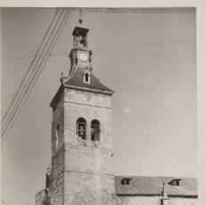 Postales: POSTAL FOTOGRAFICA CIUDAD REAL - IGLESIA DE SAN PEDRO. Lote 199670740