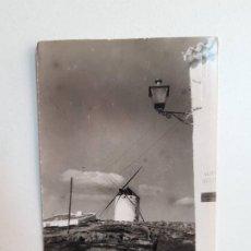 Postales: CAMPO DE CRIPTANA, MOLINOS DE VIENTO, POSTAL 0269. Lote 200731793