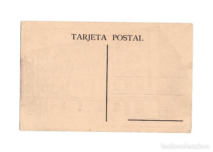 Postales: TOLEDO.- ACADEMIA DE HERMANOS MARISTAS.CARRERAS MILITARES, 2ª ENSEÑANZA, CORREOS TELÉGRAFOS. - Foto 2 - 201261226