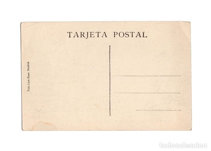 Postales: TOLEDO.- ACADEMIA DE HERMANOS MARISTAS.CARRERAS MILITARES, 2ª ENSEÑANZA, CORREOS TELÉGRAFOS. - Foto 2 - 201263032