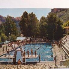 Cartes Postales: CUENCA - PISCINA MUNICIPAL EN LA HOZ DEL RÍO JÚCAR - C2. Lote 201284163