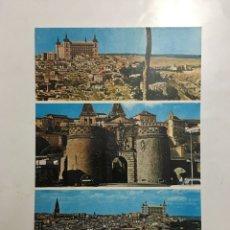 Cartes Postales: POSTAL. TOLEDO. ASPECTOS VARIOS. JULIO DE LA CRUZ SUCESOR DE L. ARRIBAS.. Lote 203308250