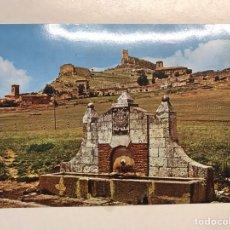 Cartoline: ATIENZA (GUADALAJARA) POSTAL NO.5, VISTA PARCIAL Y CASTILLO. EDITA: ED. VISTABELLA (A.1972). Lote 203537598