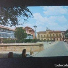 Postales: ALMAGRO CIUDAD REAL PLAZA DE ESPAÑA. Lote 204520235