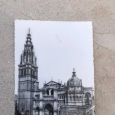 Postales: FOTOGRAFÍA POSTAL DE TOLEDO. Lote 205545635