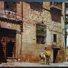 Postales: TOLEDO, PLAZA DE SANTA ISABEL Y CATEDRAL, POSTAL NUEVA SIN CIRCULAR DEL AÑO 1962. Lote 205563142