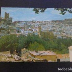 Postales: ALCALA DEL JUCAR ALBACETE VISTA PARCIAL. Lote 205569605