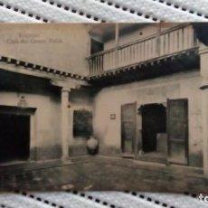 Postales: CASA DEL GRECO,PATIO. Lote 205875473