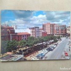 Postales: POSTAL TALAVERA DE LA REINA, AVENIDA GENERAL YAGUE. Lote 206881846