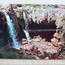 Postales: TARJETA POSTAL - ALBACETE - LOS CHORROS - RIOPAR - GRUTA DEL ENSUEÑO № 4. Lote 206883507