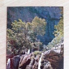 Postales: TARJETA POSTAL - ALBACETE - LOS CHORROS - RIOPAR - HADAS № 5. Lote 206883732