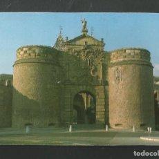 Postales: POSTAL SIN CIRCULAR - TOLEDO 1602 - PUERTA DE BISAGRA - SIN EDITORIAL. Lote 206955448