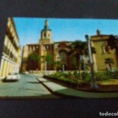 Postales: POSTAL DE MANZANARES - IGLESIA PARROQUIAL- LA DE LA FOTO VER TODAS MIS POSTALES. Lote 207056043