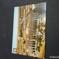 Postales: POSTAL DE MANZANARES PLAZA JOSE ANTONIO -BONITAS VISTAS- LA DE LA FOTO VER TODAS MIS POSTALES. Lote 207061036