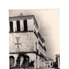 Postales: ALMAGRO.(CIUDAD REAL).- CASA SINDICAL. YUGO Y FLECHAS. FALANGE.. Lote 207131935