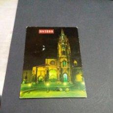 Postales: POSTAL DE OVIEDO - CATEDRAL - BONITAS VISTAS- LA DE LA FOTO VER TODAS MIS POSTALES. Lote 207180856