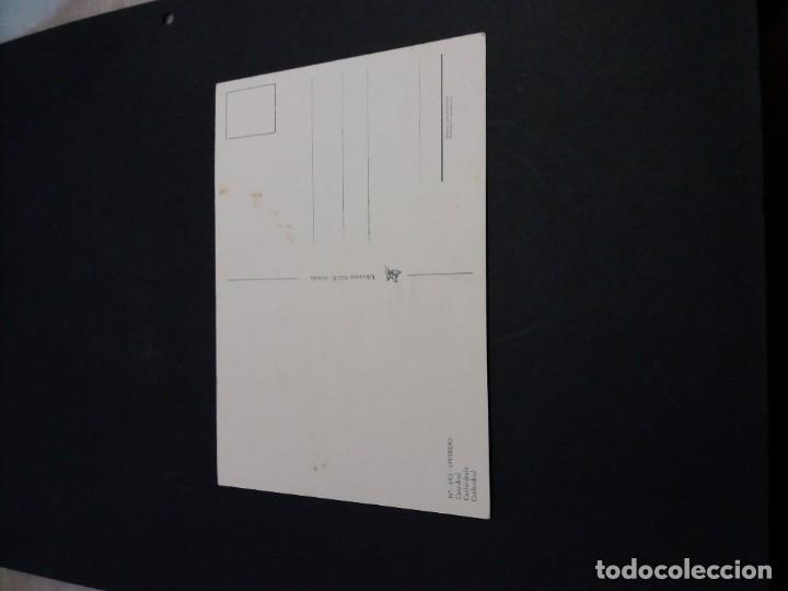 Postales: POSTAL DE OVIEDO - CATEDRAL - BONITAS VISTAS- LA DE LA FOTO VER TODAS MIS POSTALES - Foto 2 - 207180856