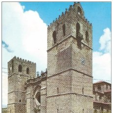 Postales: == C626 - POSTAL - CATEDRALES DE ESPAÑA - SIGÜENZA - GUADALAJARA. Lote 207259407