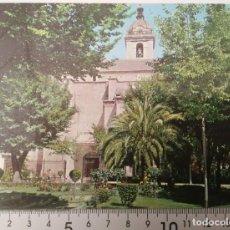Postales: CIUDAD REAL. PRADO Y CATEDRAL. Lote 207282296