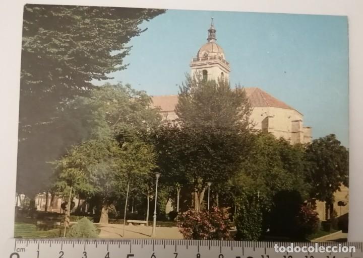 CIUDAD REAL. PASEO DEL PRADO (Postales - España - Castilla la Mancha Moderna (desde 1940))