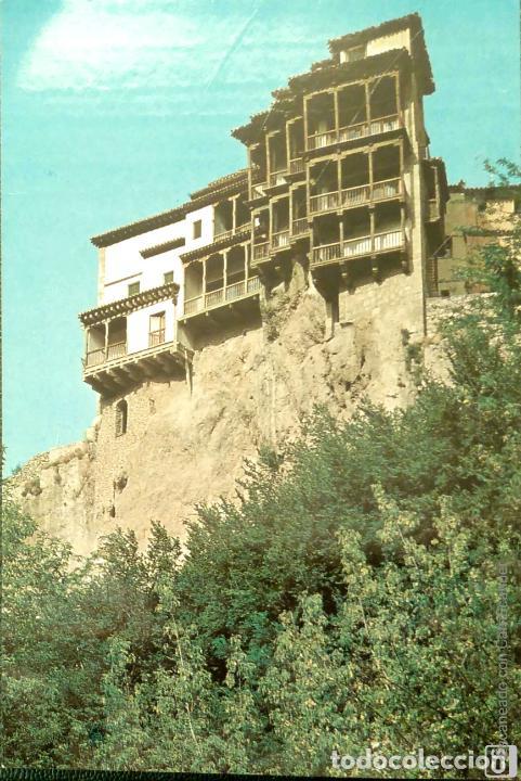 CUENCA. 5008 CASAS COLGADAS. FITER. NUEVA. COLOR (Postales - España - Castilla la Mancha Moderna (desde 1940))