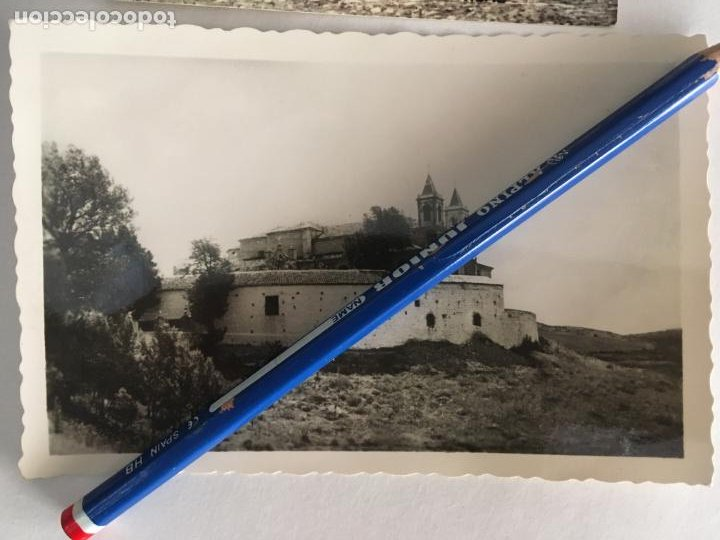 ALBACETE,POSTAL SANTUARIO NUESTRA SEÑORA DE CORTES,PATRONA DE ALCARAZ, ARRIBAS. ESCRITA (Postales - España - Castilla la Mancha Moderna (desde 1940))