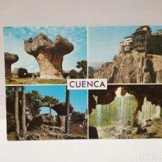Postales: POSTAL Nº - CASTILLA LA MANCHA - CUENCA - ED. SICILIA 1986. Lote 209928577