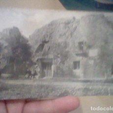Postales: ALCOLEA PINAR GUADALAJARA CASA PIEDRA LARTIGA Nº 20 S/C 14 X 9 CMS APROX. Lote 210143275