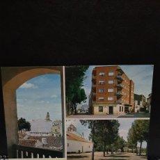 Postales: POSTAL CASAS IBAÑEZ, ALBACETE. VARIAS VISTAS. VER FOTO TRASERA. Lote 210155697