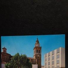 Postales: POSTAL CASAS IBAÑEZ, ALBACETE. PLAZA DEL CAUDILLO. IMAGEN ANTIGUA. SIN CIRCULAR.. Lote 210155948