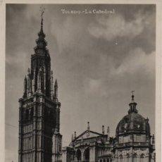 Postales: LA CATEDRAL-TOLEDO. Lote 210166942