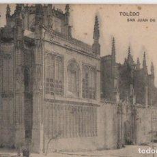 Postales: SAN JUAN DE LOS REYES-TOLEDO. Lote 210169210