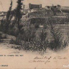 Postales: VISTA DESDE LA CASA DEL REY-TOLEDO. Lote 210169856