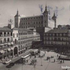 Postales: POSTAL TOLEDO - PLAZA DE ZOCODOVER - ARRIBAS. Lote 210192845