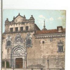 Postales: TOLEDO SANTA CRUZ DORSO SIN DIVIDIR. Lote 210229836