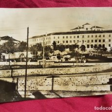Postales: FOTO POSTAL ALMADEN GLORIETA DEL CRISTO 1960. Lote 210254282