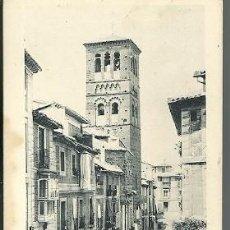 Postales: ANTIGUA POSTAL 716 TOLEDO IGLESIA DE SANTO TOMO HAUSER Y MENET MADRID. Lote 210702805