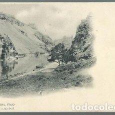 Postales: ANTIGUA POSTAL 720 TOLEDO ORILLAS DEL TAJO HAUSER Y MENET. Lote 210702884