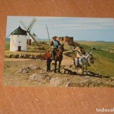 Postales: POSTAL DE CONSUEGRA. Lote 210963560