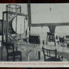 Postales: POSTAL DE TOLEDO, ACADEMIA DE HERMANOS MARISTAS. CARRERA MILITAR, BACHILLERATO, CORREOS Y TELEGRAFOS. Lote 210972981