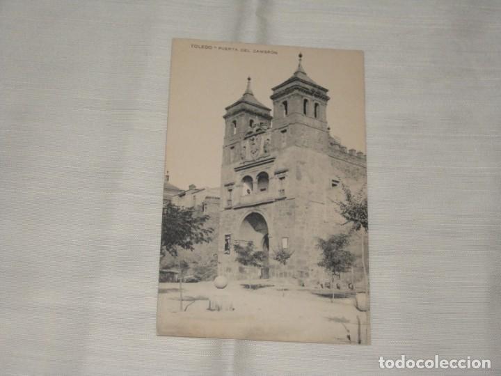POSTAL DE TOLEDO (Postales - España - Castilla La Mancha Antigua (hasta 1939))