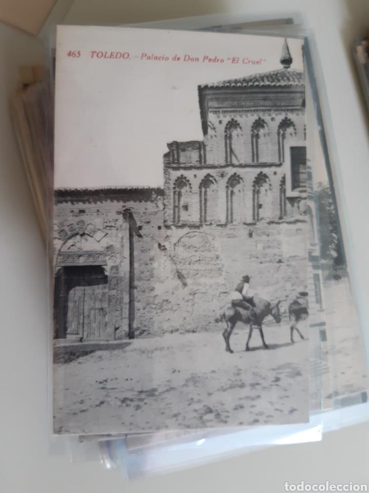 Postales: Lote de 160 postales antiguas de Toledo - Foto 2 - 212687906