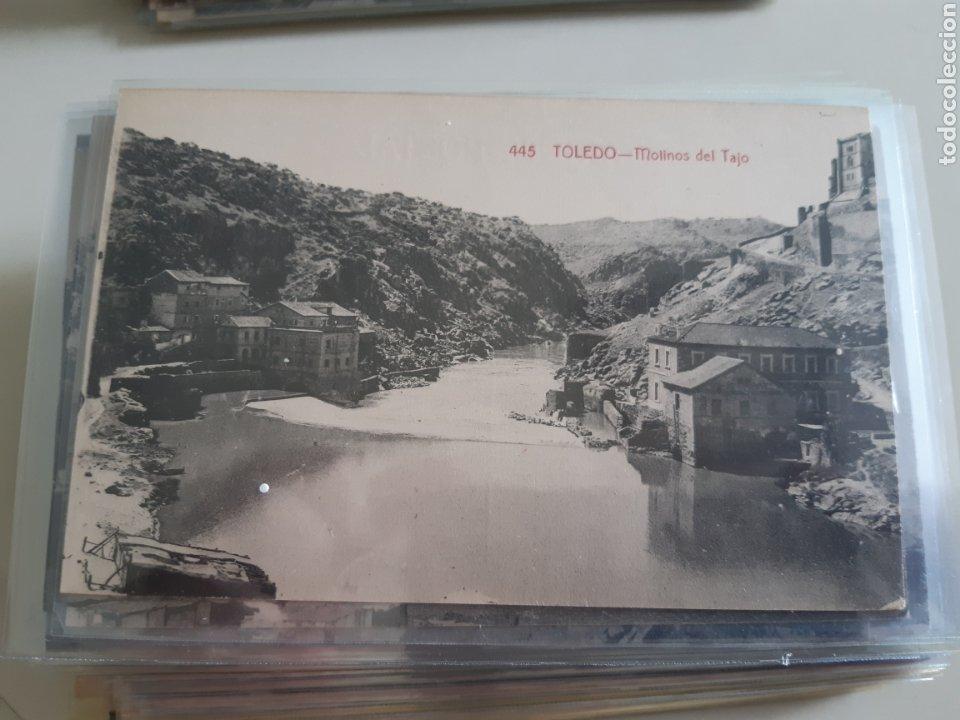 Postales: Lote de 160 postales antiguas de Toledo - Foto 3 - 212687906