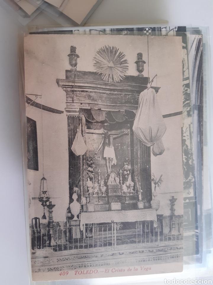Postales: Lote de 160 postales antiguas de Toledo - Foto 6 - 212687906